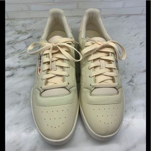 (Brand New) Adidas Powerphase Cream sneakers